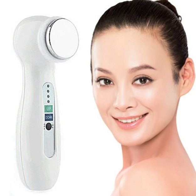 Facial-Massager-Antiage-Equipment-Ultrasonic-Beauty-Instrument-Therapy-Skin-Care-